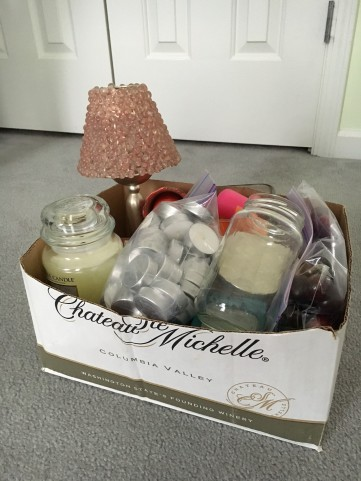candle donation