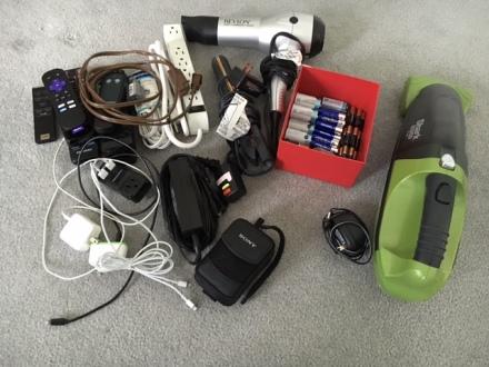 electronics keep