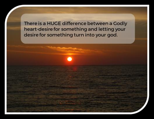 godly heart desire