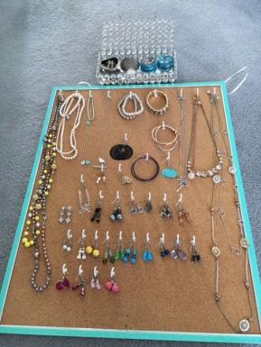 kept jewelry