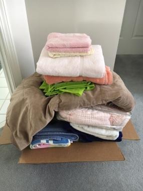 linens donate