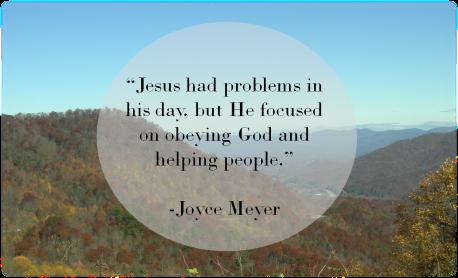 obey god help people
