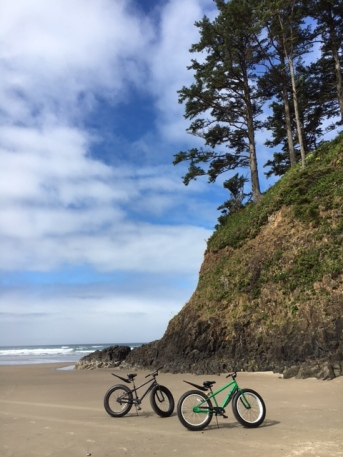 Cannon Beach Bike Ride!