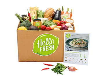 hello fresh veggie